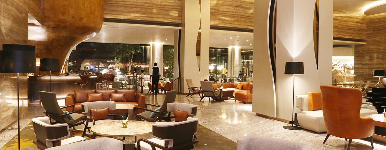 โรงแรม Hilton Colombo ศรีลังกา - The Lobby
