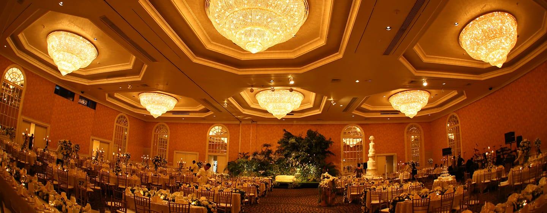 โรงแรม Hilton Colombo ศรีลังกา - แกรนด์บอลรูม