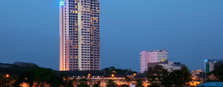 Hotel Hilton Colombo Residences, Sri Lanka - Eksterior
