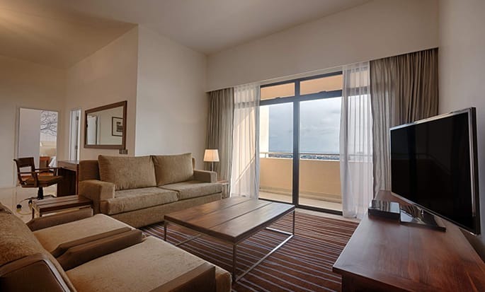 Hotel Hilton Colombo Residences, Sri Lanka - Suite Executive