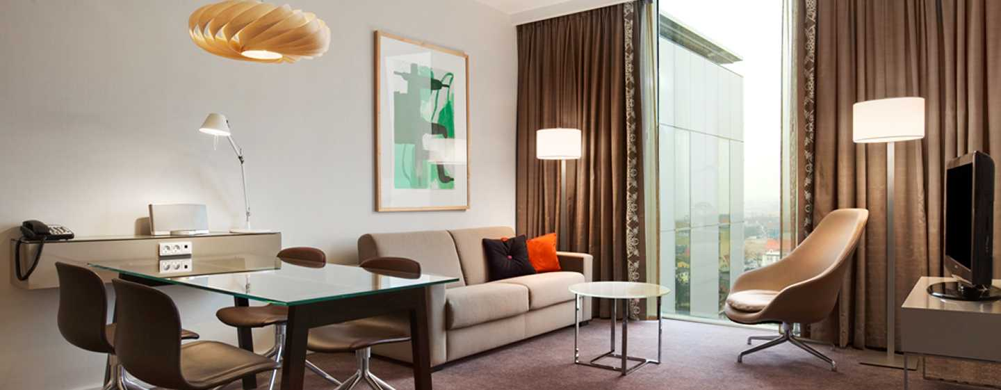 Hilton Copenhagen Airport hotel, Denemarken - Executive suite