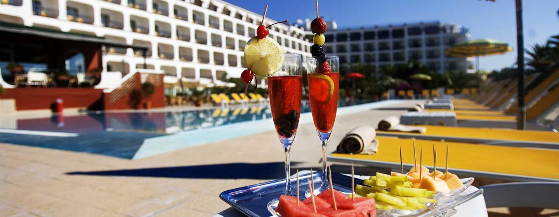 Hilton Giardini Naxos, Italien – Außenpool