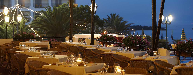 Hilton Giardini Naxos, Italien – Restaurants