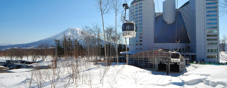 โรงแรม Hilton Niseko Village ญี่ปุ่น - ภายนอกโรงแรม - ฤดูหนาว