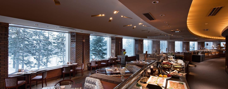 โรงแรม Hilton Niseko Village ญี่ปุ่น - บาร์แอนด์กริลล์ Melt