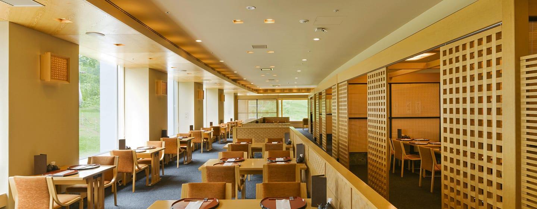 โรงแรม Hilton Niseko Village ญี่ปุ่น - ร้านอาหารญี่ปุ่น Sisam