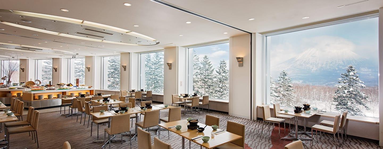โรงแรม Hilton Niseko Village ญี่ปุ่น - Yotei (เปิดเฉพาะช่วงฤดูหนาว)