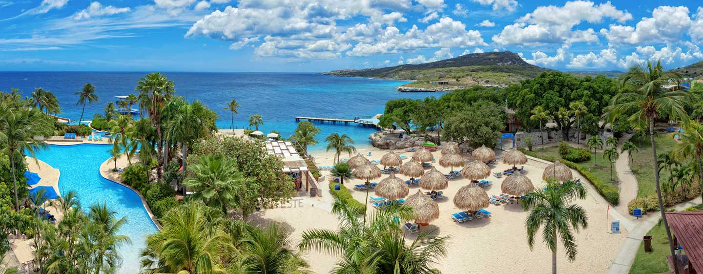 Hilton Curaçao Hotel, Curaçao - Zicht op omgeving