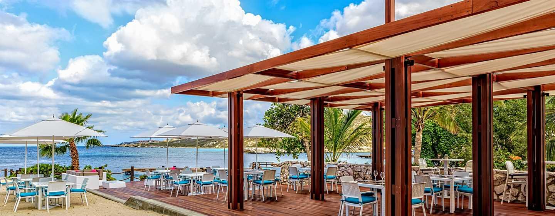 Hilton Curaçao Hotel, Curaçao - Strandbar Celeste