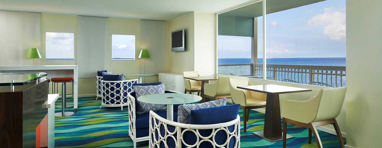 Hilton Curaçao Hotel, Curaçao - Executive lounge