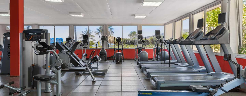 Hilton Curaçao Hotel, Curaçao - Fitnesscentrum