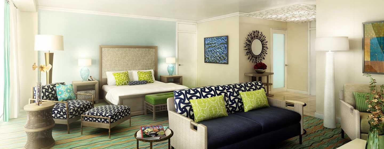 Hilton Curaçao Hotel, Curaçao - Junior suite