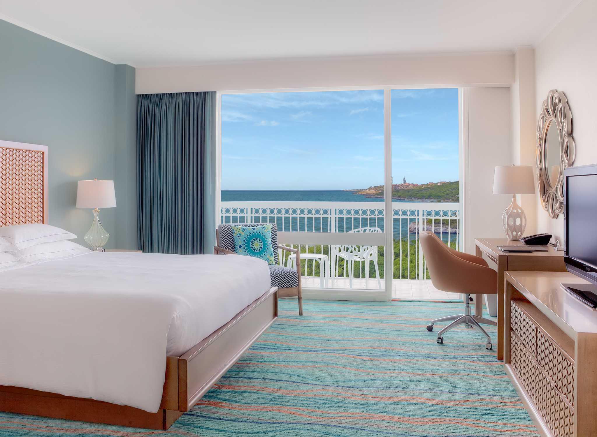 Hilton Curacao resort de playa en el Caribe