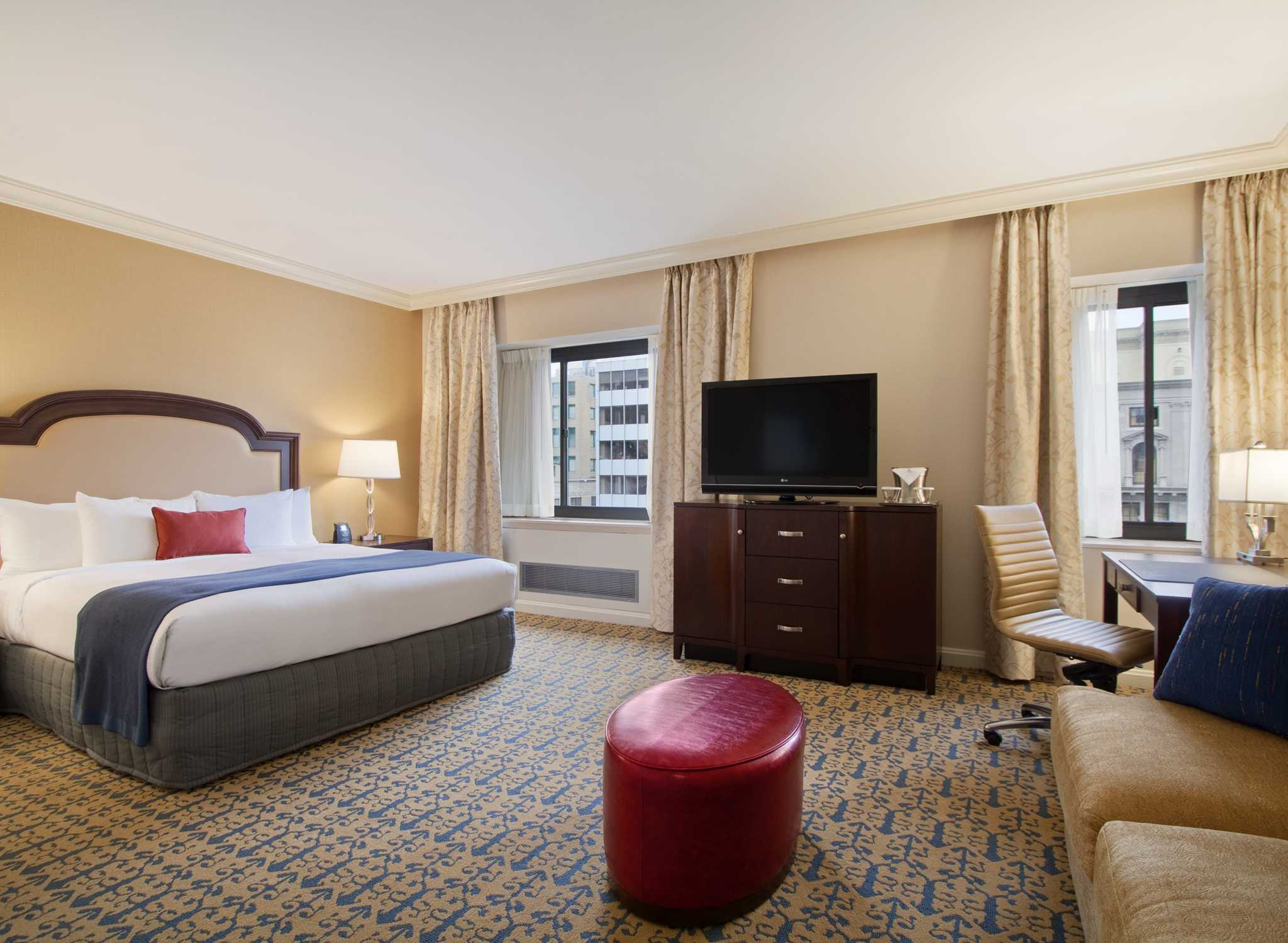 Hoteles En El Centro De La Ciudad De Washington Dc Hotel De Lujo  # Muebles Capital Federal