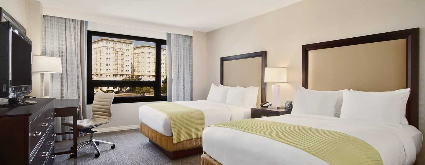 Hotel Hilton Washington, EUA - Quarto Duplo