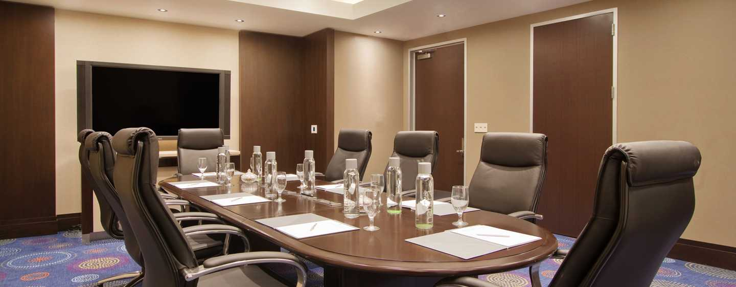 Hilton Washington Hotel, USA – Boundary Boardroom
