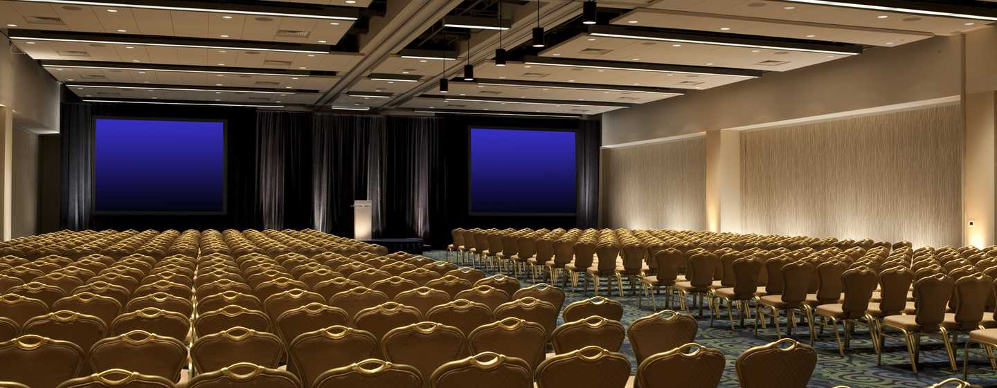 Hotel Hilton Washington, EUA - Columbia Hall Theatre