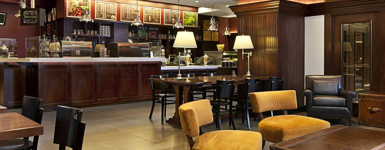 Hilton Washington Hotel, USA – Coffee Bean & Tea Leaf