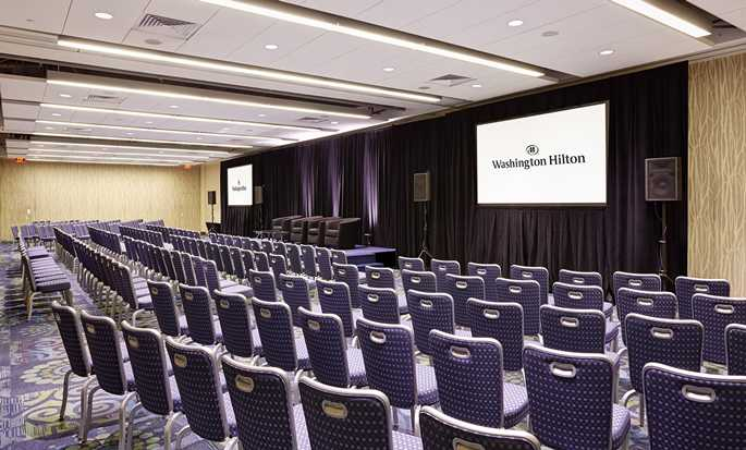 Hilton Washington hotel, U.S. - Meeting Room