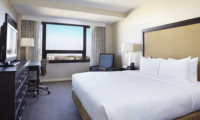 Hotel Hilton Washington, EUA – Quarto King