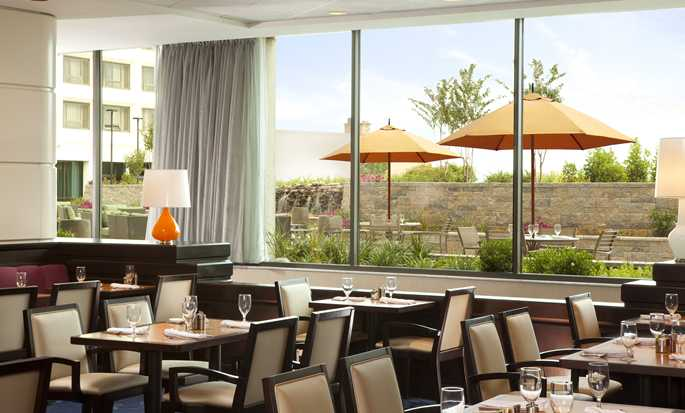 Hotel Hilton Washington, EUA – The District Line Restaurant