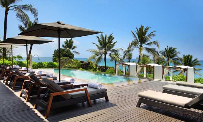 Hilton Bali Resort, Indonesien – Swimmingpool