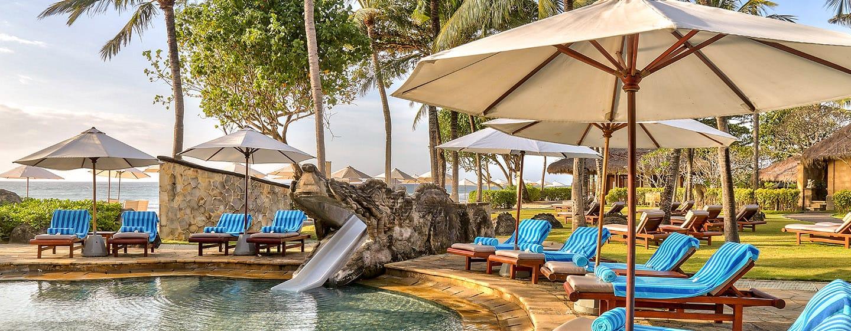 Hilton Bali Resort, Indonesia - Fasilitas ramah anak