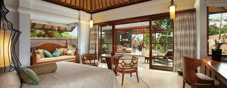 Hilton Bali Resort, Indonesia - Vila Kolam Renang Nusa Dua