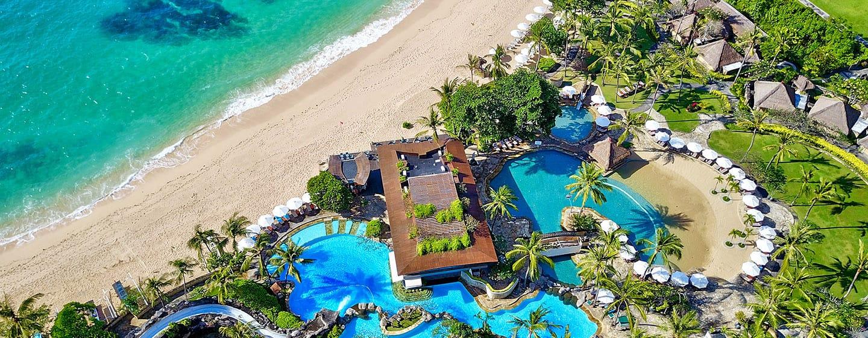 Hilton Bali Resort, Indonesia - Kolam Renang