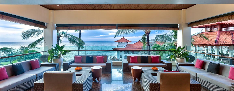 Hilton Bali Resort, Indonesia - Area Lobi