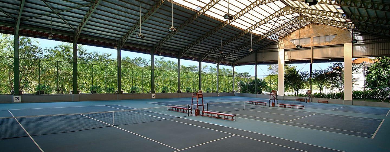Hilton Bali Resort, Indonesia - Lapangan Tenis