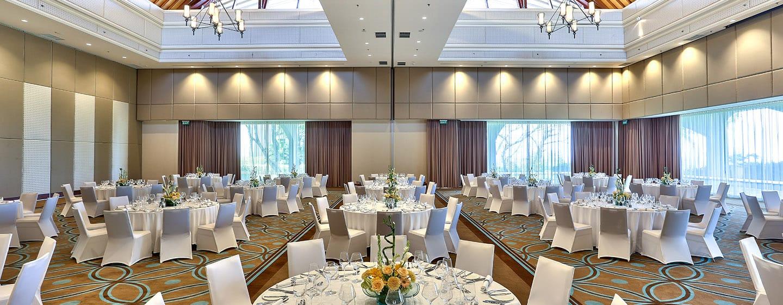 Hilton Bali Resort ประเทศอินโดนีเซีย - ห้อง Graha Paruman Ballroom