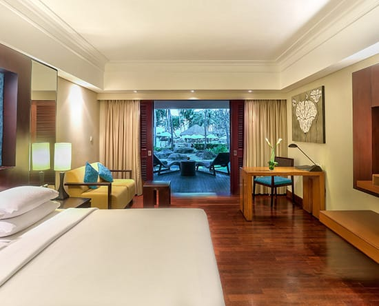 Hilton Bali Resort, Indonesia - Kamar Executive Lagoon