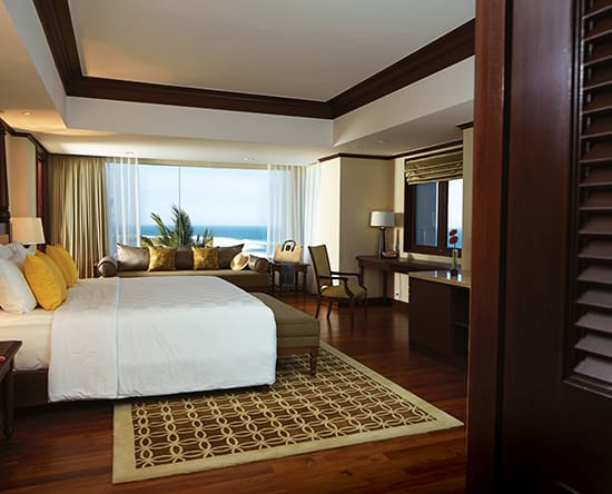 Hilton Bali Resort, Indonesia - Suite Royal Pemandangan Laut