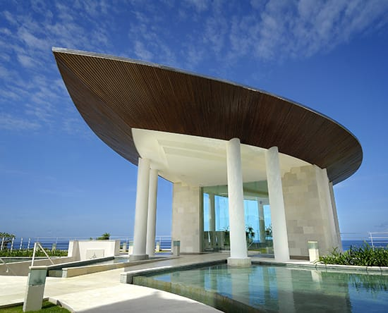 Hilton Bali Resort, Indonesia - Wiwaha Wedding Chapel