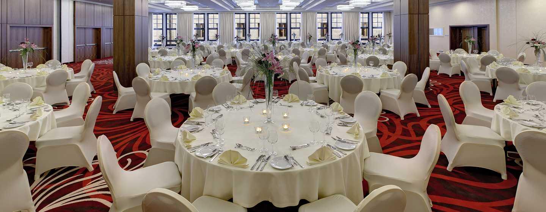 Hilton Dresden hotel, Deutschland