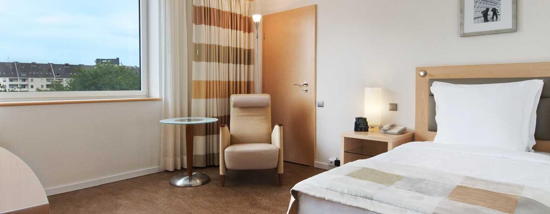 Hôtel Hilton Dusseldorf, Allemagne - Chambre pour personnes à mobilité réduite