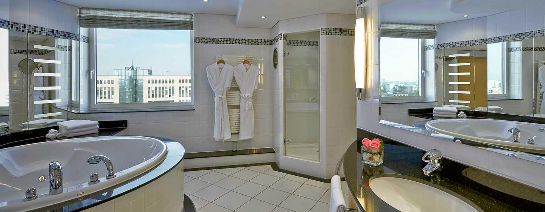 Hôtel Hilton Dusseldorf, Allemagne - Suite présidentielle
