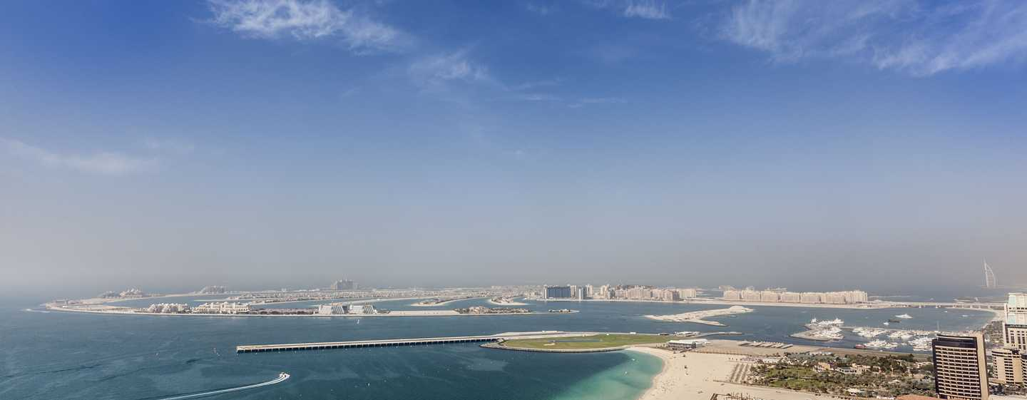 Hilton Dubai The Walk Hotel, Förenade Arabemiraten – utsikt