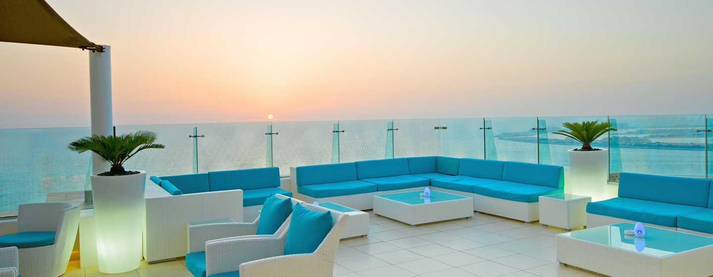 Hilton Dubai the Walk, UAE – PURE Sky-lounge