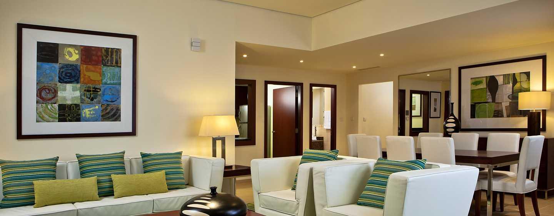 Hilton Dubai the Walk – Lejlighed med 2 soveværelser