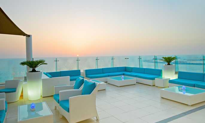 Hilton Dubai the Walk hotel, UAE – Pure Sky-lounge