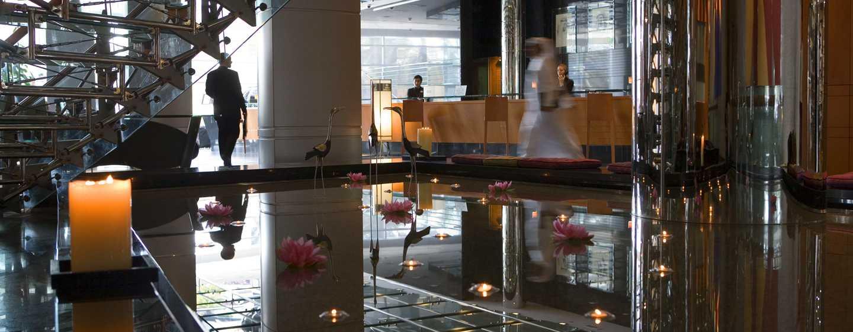 Hilton Dubai Creek Hotel, VAE– Hotel-Lobby
