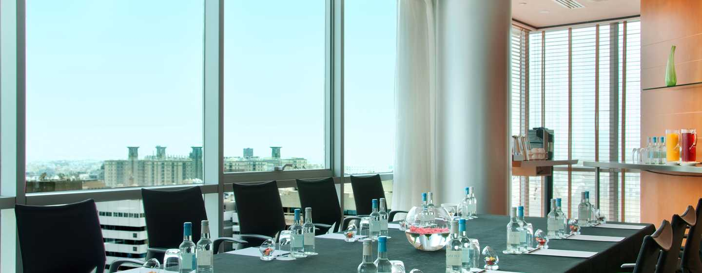 Hilton Dubai Creek Hotel, VAE– Meetingraum