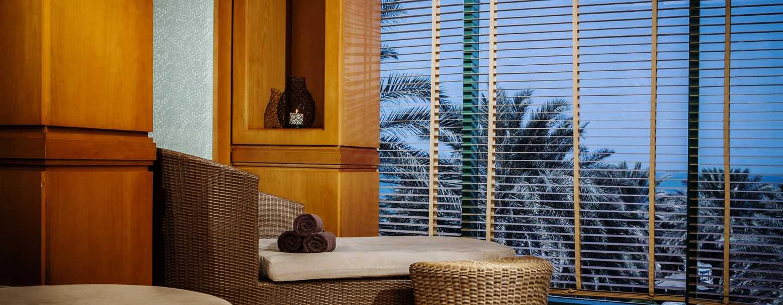 Hilton Dubai Jumeirah Hotel, Dubai, VAE– Spa