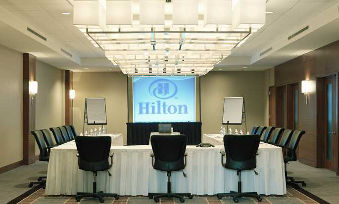 Hilton Hasbrouck Heights/Meadowlands, New Jersey, USA - U-shape meeting room