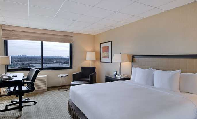 Hilton Hasbrouck Heights/Meadowlands, New Jersey, USA - King room