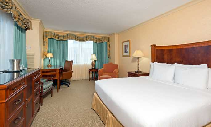 Hilton Short Hills hotel, New Jersey - King Room