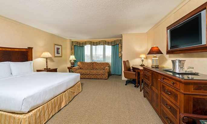 Hilton Short Hills hotel, New Jersey - King Room with Sofabed