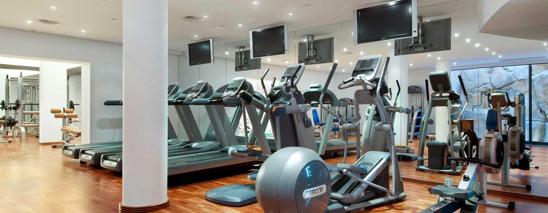 Hilton Vilamoura As Cascatas Golf Resort & Spa, Portugal - Fitness Center